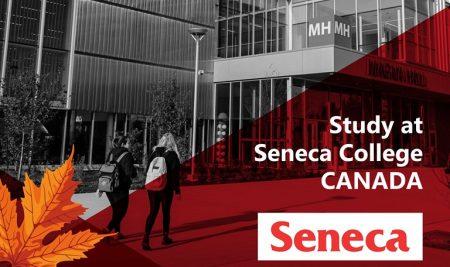 Study in SENECA College CANADA